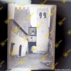 Fotografía antigua: PLACAS DE CRISTAL NEGATIVO GELATINO-BROMURO ALACUAS VALENCIA 1920-30. Lote 284017038
