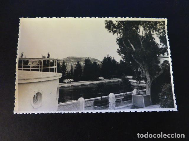 SAN SEBASTIAN GUIPUZCOA DETALLE URBANO 13,5 X 8,5 CTMS (Fotografía Antigua - Gelatinobromuro)
