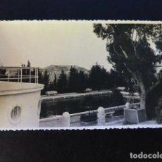 Fotografía antigua: SAN SEBASTIAN GUIPUZCOA DETALLE URBANO 13,5 X 8,5 CTMS. Lote 286745558