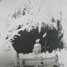 Fotografía antigua: ORIGINAL NO COPIA S.XIX FOTOGRAFÍA NEGATIVO EN CRISTAL GELATINOBROMURO MADRID. Lote 286955863
