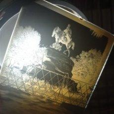 Fotografía antigua: ORIGINAL NO COPIA S.XIX FOTOGRAFÍA NEGATIVO EN CRISTAL GELATINOBROMURO. Lote 286956088