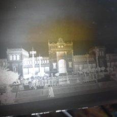 Fotografía antigua: ORIGINAL NO COPIA S.XIX FOTOGRAFÍA NEGATIVO EN CRISTAL GELATINOBROMURO. Lote 286956323