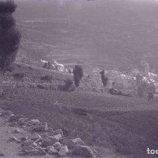 Fotografía antigua: HUESCA. PUEBLO. PRECIOSA IMAGEN. C.1920. Lote 286963718