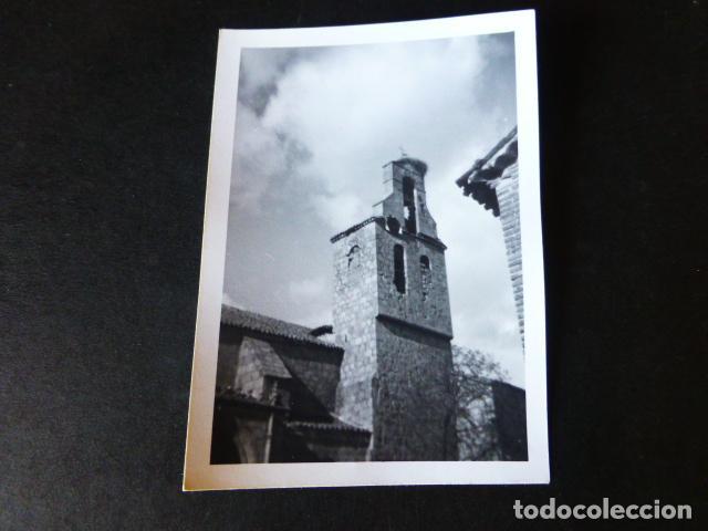 VILLA DE PRADO MADRID ANTIGUA FOTOGRAFIA 7,5 X 10,5 CMTS (Fotografía Antigua - Gelatinobromuro)
