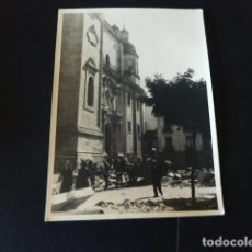 Photographie ancienne: GRANADA ESCENA URBANA 1944 FOTOGRAFIA 8,5 X 11,5 CMTS. Lote 287376023