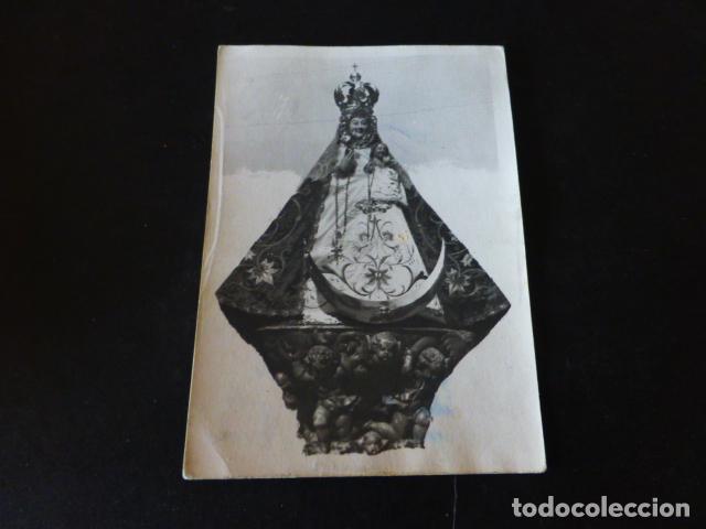 CUZCURRITA DE RIO TIRON VIRGEN DE TIRONCILLO ANTIGUA FOTOGRAFIA 7,5 X 10,5 CMTS (Fotografía Antigua - Gelatinobromuro)