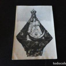Fotografía antigua: CUZCURRITA DE RIO TIRON VIRGEN DE TIRONCILLO ANTIGUA FOTOGRAFIA 7,5 X 10,5 CMTS. Lote 287376653