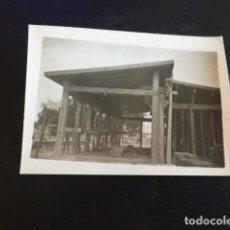 Fotografía antigua: SALAMANCA ESTACION ELECTRICA EN CONSTRUCCION PAULINO FOTOGRAFO 7,5 X 10,5 CMTS. Lote 287717013