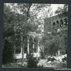Fotografía antigua: TERRASSA. VALLPARADÍS. CLAUSTRO. 1965. Lote 287902563