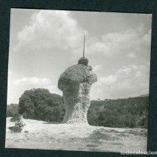 Fotografía antigua: HOSTALETS DE BELANYÀ. CAN MONTANYÀ. 1968. Lote 287902923