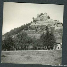 Fotografía antigua: BARCELONA. GRANERA. CASTILLO. 1965. Lote 287903508