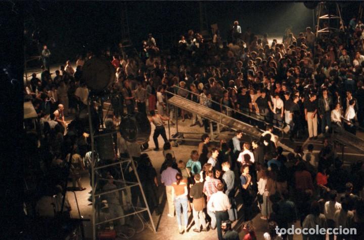 Fotografía antigua: LA FURA DELS BAUS - 1983 - ACCIONS - 6 NEGATIVOS DE CELULOIDE - Foto 3 - 287930508