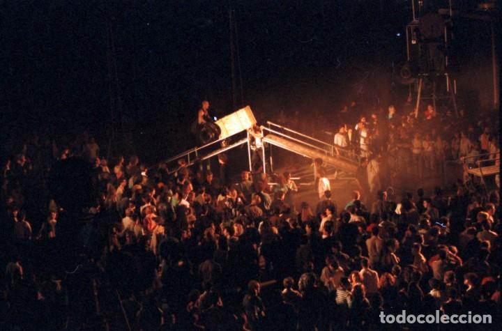Fotografía antigua: LA FURA DELS BAUS - 1983 - ACCIONS - 6 NEGATIVOS DE CELULOIDE - Foto 4 - 287930508