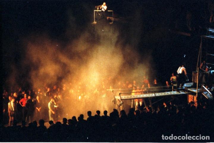 Fotografía antigua: LA FURA DELS BAUS - 1983 - ACCIONS - 6 NEGATIVOS DE CELULOIDE - Foto 5 - 287930508