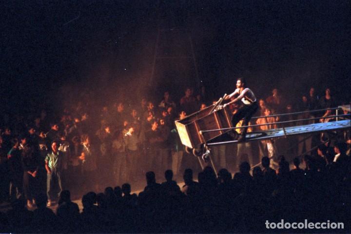 Fotografía antigua: LA FURA DELS BAUS - 1983 - ACCIONS - 6 NEGATIVOS DE CELULOIDE - Foto 6 - 287930508