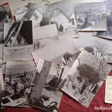 Fotografía antigua: VALENCIA. 15 FOTOS ORIGINALES TÍPICAS. FORMATO GRANDE. Lote 295353438