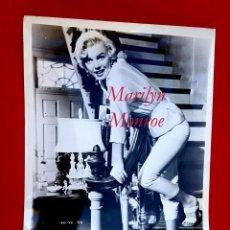 Fotografía antigua: MARILYN MONROE. Lote 297049913