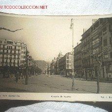 Fotografía antigua: ANTIGUA TARJETA POSTAL EN BLANCO Y NEGRO. Lote 2489191