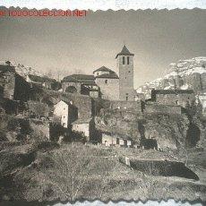 Fotografía antigua: ANTIGUA TARJETA POSTAL - TORLA (HUESCA). Lote 6533086