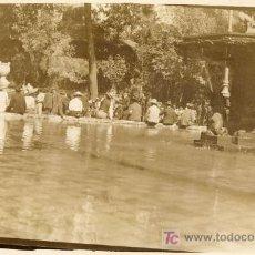Fotografía antigua: A1423 MEJICO FOTO REAL PARQUE EN CIUDAD DE MEJICO - &ALF. Lote 4714635