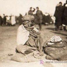 Fotografía antigua: GUERRA MELILLA ZOCO DE DAR-RIUS (MELILLA) 1922. Lote 4344421