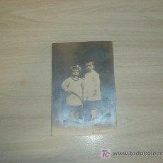 Fotografía antigua: J VALLES RAMBLA DE LAS FLORES 32 BARCELONA TALLERES GRAFICOS E NAVAS REUS . Lote 8748976