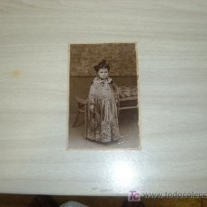 Fotografía antigua: J PONS BLANES GIRONA. Lote 8714426