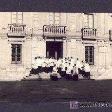 Fotografía antigua: FOTO DE SALAMANCA: CASA DEL SR.OBISPO. SIN EDITOR, SE TRATA DE UNA FOTO (ANIMADA). Lote 7488529