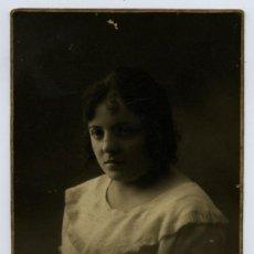 Fotografía antigua: SEÑORITA. CIRCA 1925. F: T. IGEA. BCN. Lote 15757362