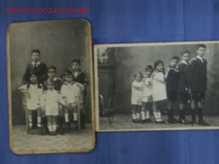 TARJETAS POSTALES (Fotografía Antigua - Tarjeta Postal)