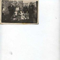 Fotografía antigua: ESCENA DE FAMILIA - 13.50 X 8.50 - . Lote 10986783