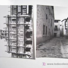 Fotografía antigua: LOTE 2 FOTOGRAFIAS ANTIGUAS SALAMANCA 1971. Lote 13613229