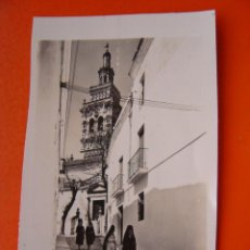Fotografia antica: JEREZ DE LOS CABALLEROS (BADAJOZ) - FOTOGRAFICA. Lote 14078473