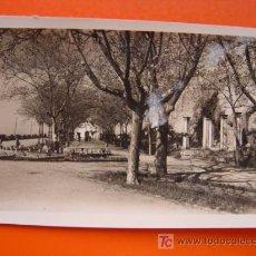 Fotografia antica: JEREZ DE LOS CABALLEROS (BADAJOZ) - FOTOGRAFICA - TROZO DE PAPEL PEGADO EN LA IMAGEN. Lote 14078478