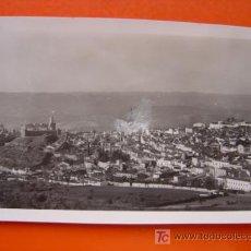 Fotografia antica: JEREZ DE LOS CABALLEROS (BADAJOZ) - FOTOGRAFICA - TROZO DE PAPEL PEGADO EN LA IMAGEN. Lote 14078501