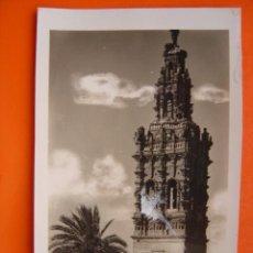 Fotografia antica: JEREZ DE LOS CABALLEROS (BADAJOZ) - FOTOGRAFICA - TROZO DE PAPEL PEGADO EN LA IMAGEN. Lote 14078600