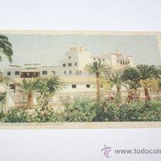 Fotografía antigua: LAS PALMAS DE GRAN CANARIAS HOTEL SANTA CATALINA . Lote 14493690