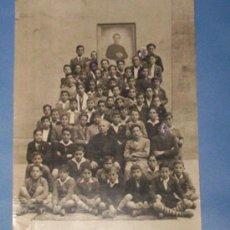 Fotografía antigua: 2 POSTALES FOTOG. GRUPOS ESCOLARES COLEGIO Mª AUXILIADORA Y BOSCO SALAMANCA ANSEDE Y JUANES 1929. Lote 27291695