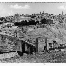 Fotografía antigua: TARJETA POSTAL TOLEDO PUENTE DE SAN MARTIN SIN CIRCULAR . Lote 26424373