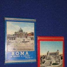Alte Fotografie - ROMA, 32 VEDUTE A COLORI PARTE 1 Y 2 - 22122276
