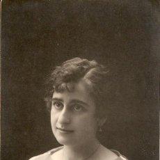 Fotografía antigua: ANTIGUA FOTO-POSTAL FECHADA EN 1918 *VER FOTO ADICIONAL*. Lote 23958774