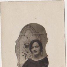 Fotografía antigua - Tarjeta postal-mujer - 25441032