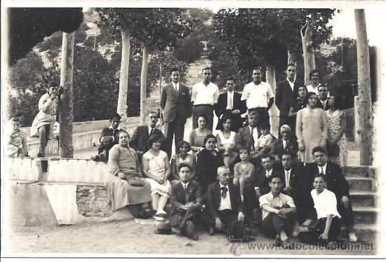 PS2809 TARJETA POSTAL DE CELEBRACIÓN DE 'DIADA DE GERMANOR'. BARCELONA 12 DE OCTUBRE DE 1930 (Fotografía Antigua - Tarjeta Postal)