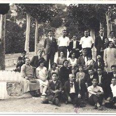 Fotografía antigua: PS2809 TARJETA POSTAL DE CELEBRACIÓN DE 'DIADA DE GERMANOR'. BARCELONA 12 DE OCTUBRE DE 1930. Lote 29750851