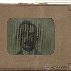 Fotografía antigua: (PS-26656)FOTOGRAFIA DE GRANDES ALMACENES EL SIGLO SE MUEVE LA IMAGEN DEL RETRATADO AÑOS 20. Lote 30552465