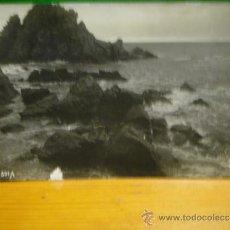 Fotografía antigua: BLANES FOTOGRAFIA DE LA COSTA J .PONS. Lote 30775455