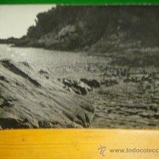 Fotografía antigua: BLANES FOTOGRAFIA DE LA COSTA J .PONS. Lote 30775488