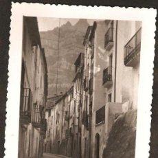 Fotografía antigua: MONISTROL. AL FONS MONTSERRAT. ANY 1941. Lote 30849209