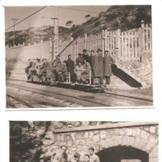 Alte Fotografie - Sant Corneli - Figols. Galería Sant Romà. 1947.Minas Berga Mina-Minas-minero-Mineros - 31503474