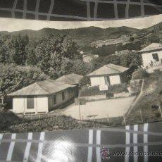 Fotografía antigua: TARJETA POSTAL SAN HILARIO SACALM ALBERGES CIRCULADA EN 1956.. Lote 31760405